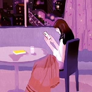 因为孤独与不安而谈恋爱,这样好吗?