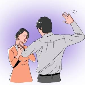 男人打女人的6种心理原因分析,暴力倾向的人有什么表现?
