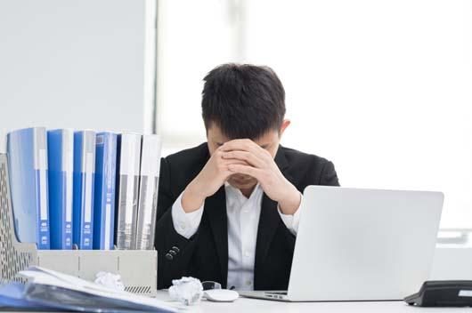 四项内心提问,检测你是否遇上工作运的低潮