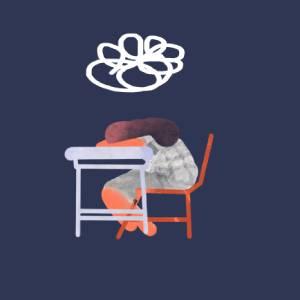 测试总让你抑郁烦恼的来源是什么?