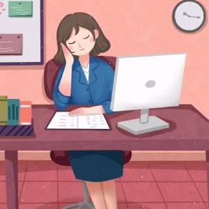 测你现在的工作状态如何?