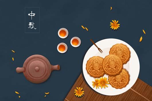 中秋节各地都吃什么食物