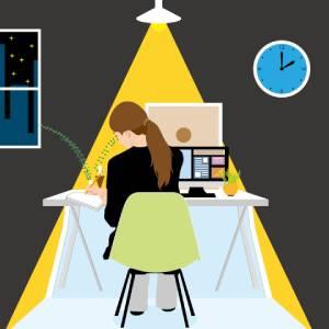 持续工作产生职业枯竭症,该如何调整心态?