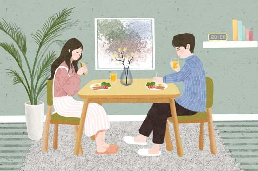 追求婚姻稳定、能踏实过日子的男命