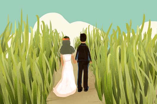 婚缘鉴定:你们的夫妻缘分有多深?
