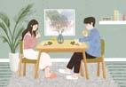 结婚后会幸福吗?看你们对婚后生活的期待是否一致