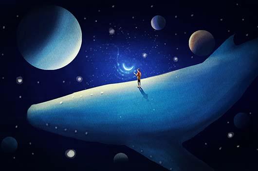 你不知道的月亮星座 | 直面你的潜意识