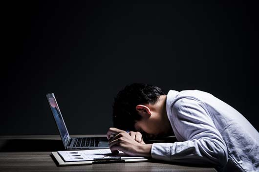 无形压力最致命!哪些命格当心被压力所伤?