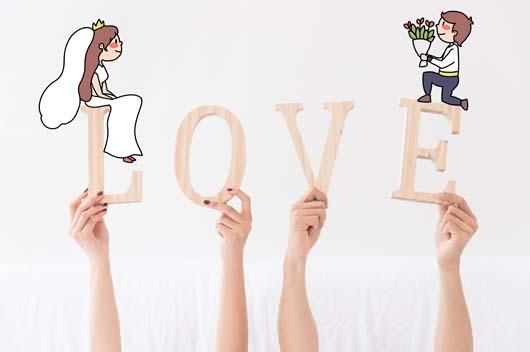 生肖五行婚配表:恋爱结婚你找对人否?