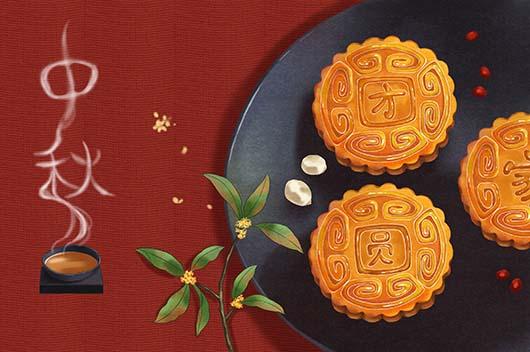 中秋节吃月饼的来历是什么