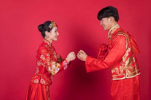 中国式浪漫!原来这4婚俗寓意这么美好