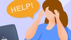 测你的社交焦虑处于几级?